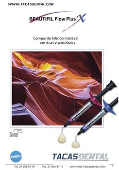 Tacas dental Catalogo Shofu de Clinica